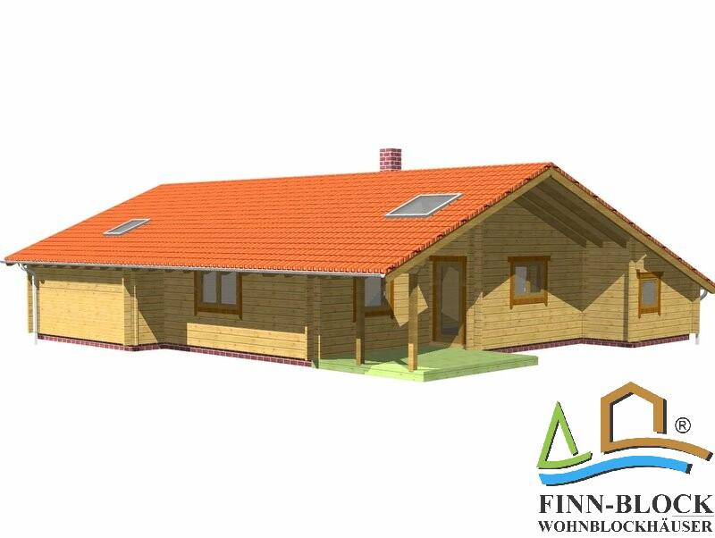 blockhaus 3 d modelle. Black Bedroom Furniture Sets. Home Design Ideas